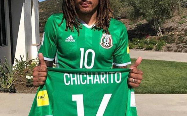 Why is Jermaine Jones wearing a Chicarito jersey worthy of conversation but…